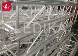 China Lightweight Aluminum Spigot Truss , Outdoor Performance Universal Studio Lighting Roof Truss Structure supplier