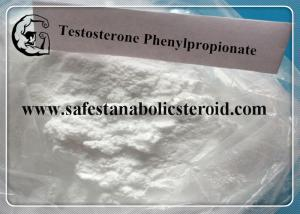 Quality Testosterone Phenylpropionate Anabolic Steroid Hormones For Muscle Building for sale