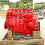 Original machinery engine 6.7L Cummins engine ISBE4+250 CM850 complete motor ISBE4 250