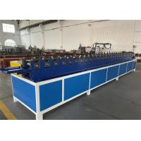 China Fully Automatic Metal Steel Stud Rack Roll Forming Machine on sale