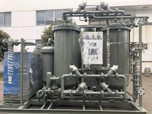 China Air Nitrogen Generation Unit , High Purity Nitrogen Generating System on sale