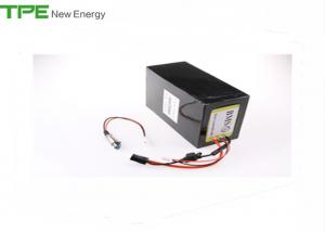 China 18650 Battery Cell LiFePO4 Battery Pack / Rechargeable Scooter Battery 36V 20Ah 40ah on sale