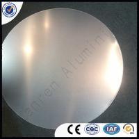 China hot rolled aluminium circle on sale