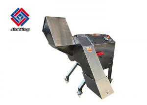 China Commercial 1.5KW 2T/hr Cucumber Dicing Slicing Machine on sale