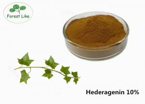 China Brown Natural Plant Extract Powder Ivy Leaf Extract Hederagenin 10% on sale