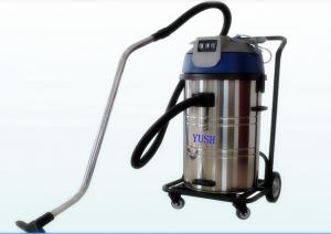 China 2000W 100L Heavy Duty Small industrial wet dry vacuum cleaners Stainless Steel Household on sale