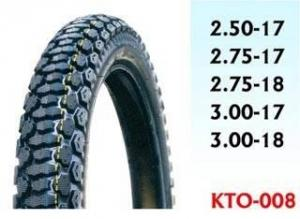 China Motorcycle  Tyre  and Tube on sale