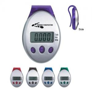 China Multifunctional Pedometer/Pedometer with Calorie and Distance Count on sale