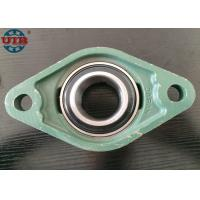 Pillow block bearing for agriculture machine,chrome steel Gcr15 bearing, HT250 housing UCF207