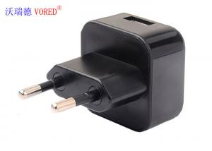 China Smart Phone Universal Usb Charger Adapter 100-240V AC Input Voltage on sale