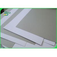 Green And Recyclable FSC Clay Coated Paper , Coated Duplex Paper For Packing