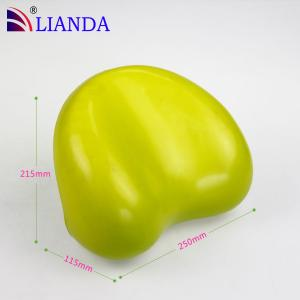 Quality Slow Rebound Memory Foam Back Cushion , Lumbar memory foam chair padOEM for sale