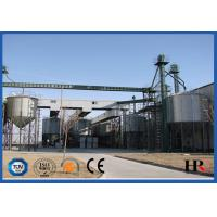 10T Capacity Hopper Silo Roll Forming Machine Assembly Feed >25 - 40 Years Lifetime