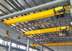 China Industrial European Style Single Beam Hang EOT Overhead Crane 5 Ton on sale