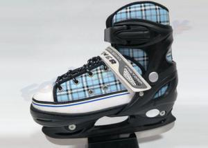 China Children and Kids Ice Skating Shoes Adjustable Youth Ice Skates Boot for Outdoor Sports on sale