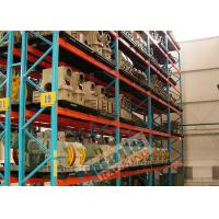 China Heavy Load Pallet Rack Shelving / Selective Pallet Racking 4000 mm Length on sale