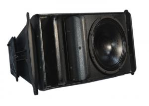 China Passive 2 Way Horizontal Line Array Speaker System Single 12 \ 104 DB Loudspeaker Module on sale