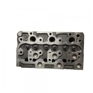 China Agricultural Diesel Engine Cylinder Head Tractor Kubota D1302 OEM 15511 03042 on sale