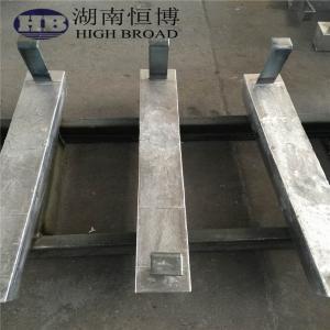 China hot Aluminum bracelet anode sacrificial anode china supplier cathodic protection on sale