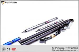 China Thin Wall Core Wireline System Wireline Core Barrel , ATW BTW NTW HTW Double Tube Core Barrel on sale