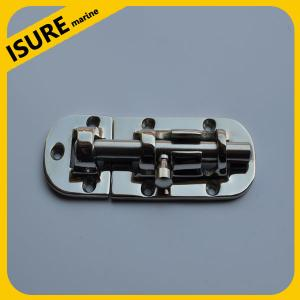 China Stainless Steel - Door Bolt Slide Barrel Lock Inch Latch on sale