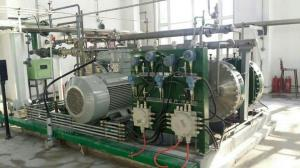 China Fully Automatic Diaphragm Gas Compressor with Oil Lubricated High Pressure on sale