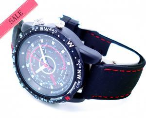 China Wholesale - - - 8GB Spy Watch Camera Digital Video Recorder Hidden DV DVR Waterproof Camcorder SC31-16 on sale