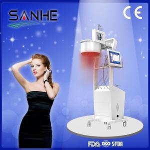 China 2016 New Laser + LED hair loss treatment hair regrowth/ medical laser treatment equipment on sale