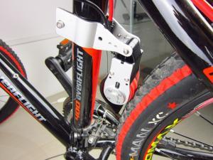 Eco Friendly Electricity Free Dynamo Bicycle Light 5v 8w