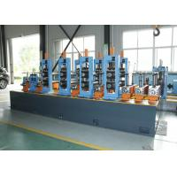 China Straight Seam  High Precision ERW Pipe Mill Tube Making Machine New Condition on sale