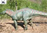 Customizable Realistic Dinosaur Statues Water Park Decoration