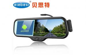 China GPS Navigator Two Camera Car DVR Vehicle Video Camera Recorder With 140° Wide Angle on sale