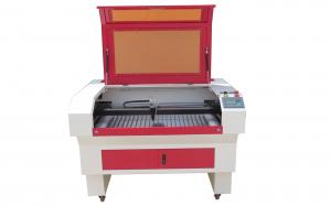 China Co2 Fmini CNC Laser Cutting Machine Single Head 100w For Small Business on sale