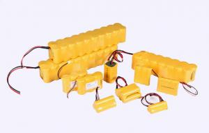 China High capacity Nicd Rechargeable Battery Pack , lifepo4 battery cells supplier
