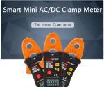 Intelligent Anti - Burning Digital Clamp Meter Multimeter For Electric Power Maintenance