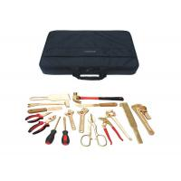 China High Precision Non Sparking Tool Set 56pcs Non Magnetic Tool Kit For Hazardous Environment on sale