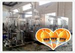 Small Juice Filling Machine Concentrate Production Line With CE Certificate