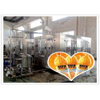 China Small Juice Filling Machine Concentrate Production Line With CE Certificate on sale
