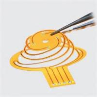 China Single Sided Flexible Circuit  PET Material Flex Printed PCB Board on sale
