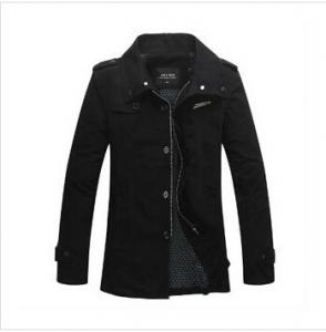 China Mens Trendy Casual Slim Fit Jacket on sale