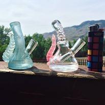 China Borosilicate Glass Water Pipe on sale