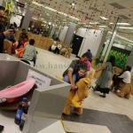 O divertimento das crianças de Hansel monta no robô animal do brinquedo animal para a venda