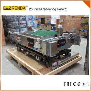 China 380kgs Single Phase Automatic Rendering Machine With Smoothing Knife on sale
