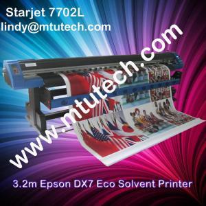 China impressora de 3.2m Epson DX5 on sale