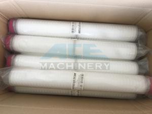 China Technical Support Manufacturer Filter Cartridge OEM Manufacturer Pleated PP Filter DOE on sale