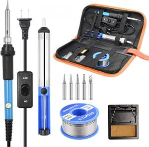 China 30s Heating 0.8mm Wire 60W Soldering Welding Tool GW-DLT25T on sale