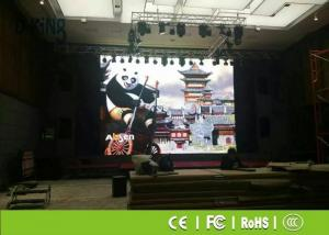 China HD P1.667 Indoor Digital Billboards , Front Maintenance Electronic Signs LED Display on sale
