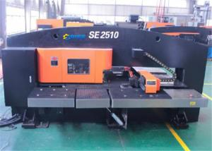 China 30 Ton 1500×5000 CNC Turret Punching Press High Speed With 16 / 32 Station on sale