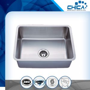 China Professional Custom Made Stainless Steel Kitchen Sink Mexican Bathroom Sink with SUS304 on sale