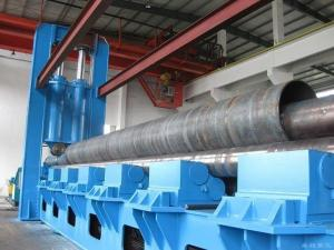 China Long Oil & Gas Hydraulic Pipe Bender Machine in Metal Transport Industrial Field on sale